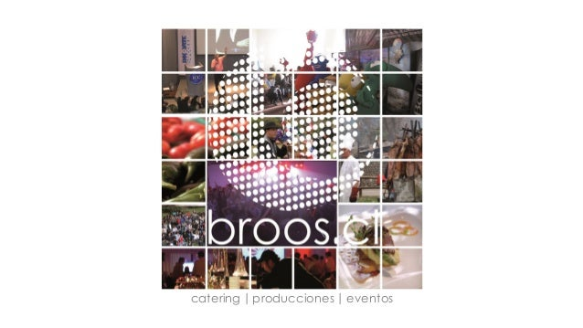 catering   producciones   eventos