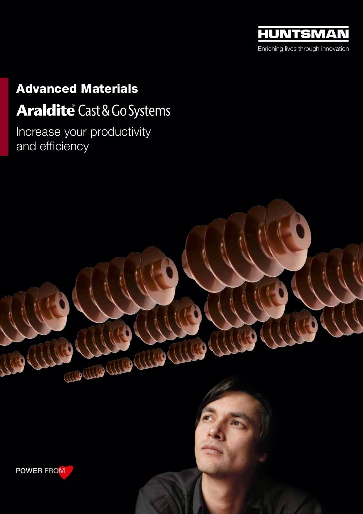 Advanced MaterialsIncrease your productivityand efficiencyPOWER FROm
