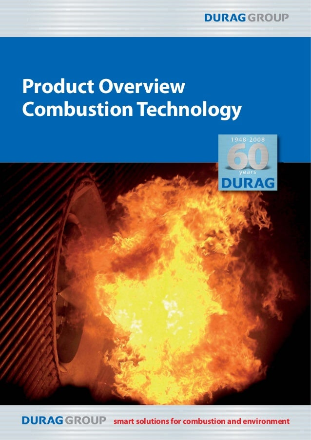 smart solutions for combustion and environment Product Overview CombustionTechnology