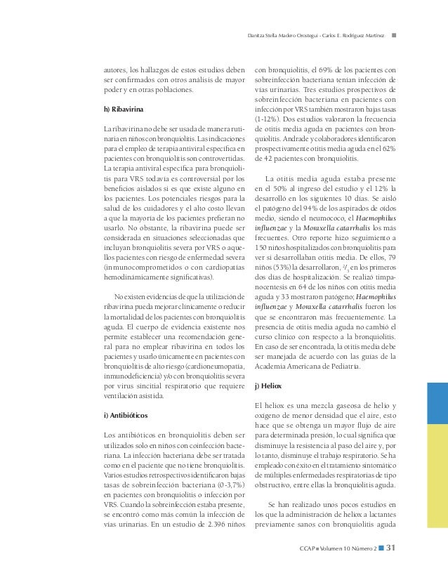 Danitza Stella Madero Orostegui - Carlos E. Rodríguez Martínezautores, los hallazgos de estos estudios deben          con ...