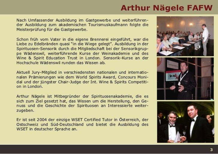 Schulung und BeratungGenuss-Workshop's      Wein & Speisen / Edelbrände & Speisen      Geführte Degustationen zu Spirituos...