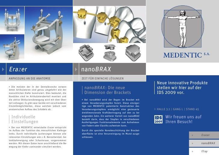Erazer                                                  nanoBRAX AnpAssung An diE AnAtomiE                               Z...