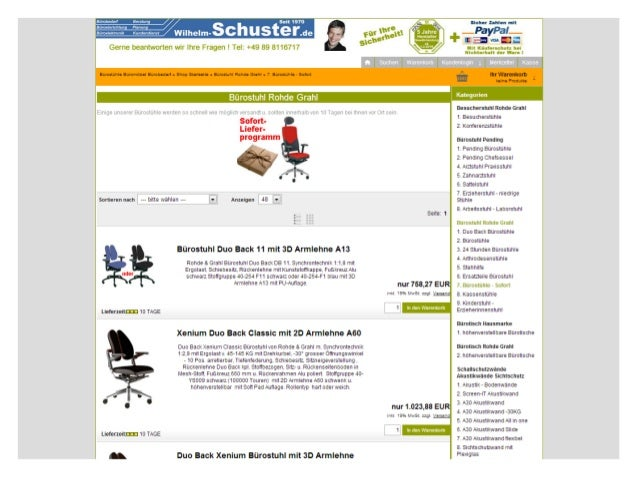 Bürostühle - Sofort | bürostuhl