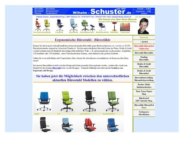 Bürostuhl | Bürotische