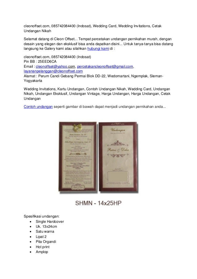 Cleonoffset 085742084400 indosat wedding card wedding invita cleonoffset 085742084400 indosat wedding card wedding invitations stopboris Images