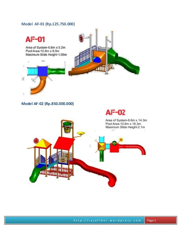 h t t p : / / r a j a f i b e r . w o r d p r e s s . c o m Page 1 Model AF-01 (Rp.125.750.000) Model AF-02 (Rp.850.000.00...