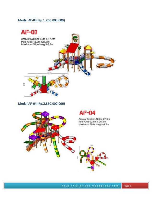 h t t p : / / r a j a f i b e r . w o r d p r e s s . c o m Page 2 Model AF-03 (Rp.1.250.000.000) Model AF-04 (Rp.2.850.00...