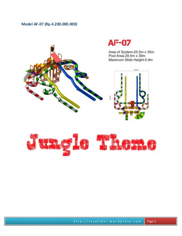 h t t p : / / r a j a f i b e r . w o r d p r e s s . c o m Page 5 Model AF-07 (Rp.4.200.000.000)