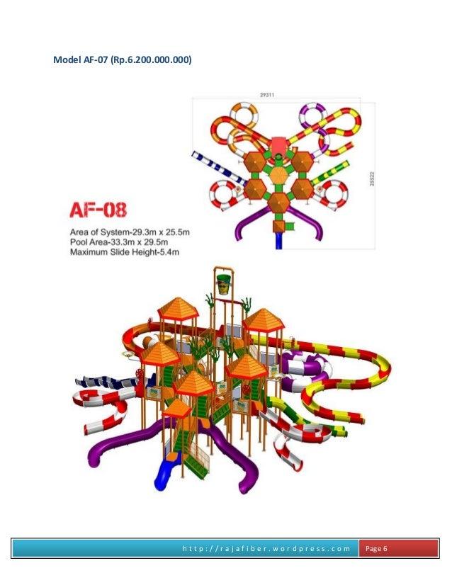 h t t p : / / r a j a f i b e r . w o r d p r e s s . c o m Page 6 Model AF-07 (Rp.6.200.000.000)
