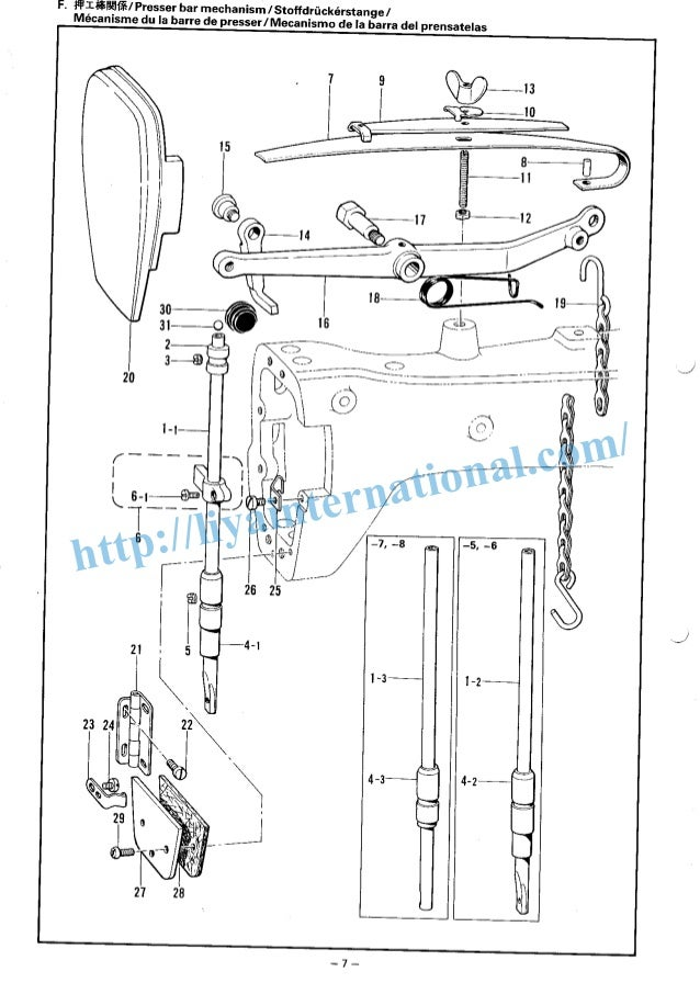brother bc2100 sewing machine manual
