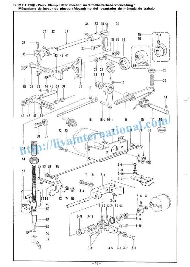 Singer Sewing Machine Wiring Diagram on Jaguar S Type Cooling System Diagram