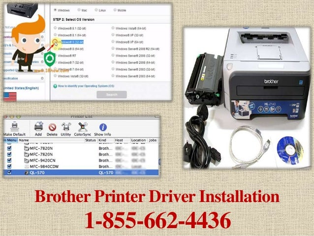 Brother Printer Not Continuing Driver Installation