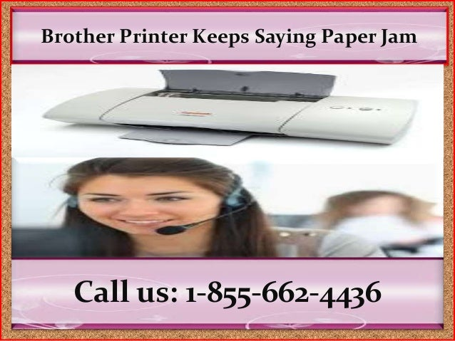 1-855-662-4436 #Brother Printer Technical Support-Not