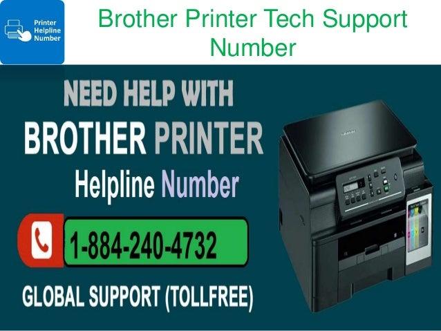 Brother printer helpline