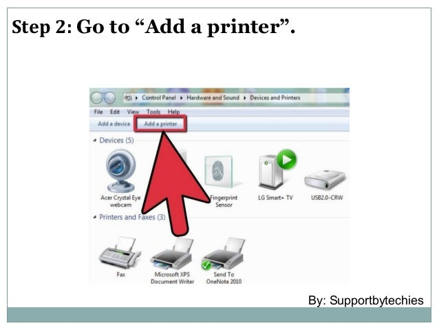 Support for Brother Wireless Printer Setup Slide 3