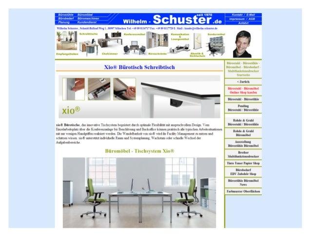 Bürotische Schreibtisch