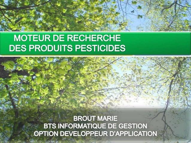 Direction des Affaires Vétérinaires, Alimentaires et Rurales                          (DAVAR)Direction des Technologies et...