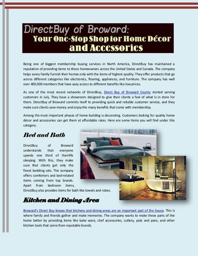 Broward Directbuy Com Pdf