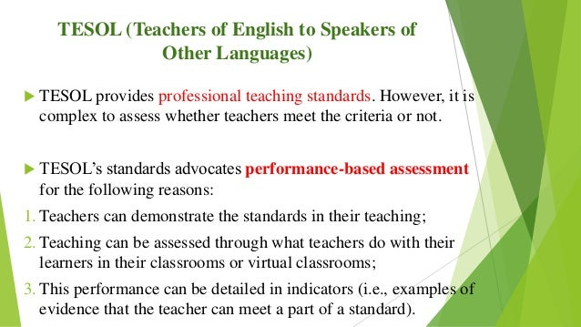 the importance of tesol teaching the english language to speakers of other languages Helps readers understand the complexities of acquiring an additional language by providing a basic grounding in the core areas of linguistics and other related areas, such as non-verbal communication, dialectal variation, english language use, development, translanguaging, and literacy.