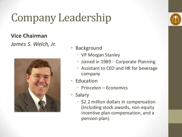 Brown-Forman Corporation Strategy Assignment