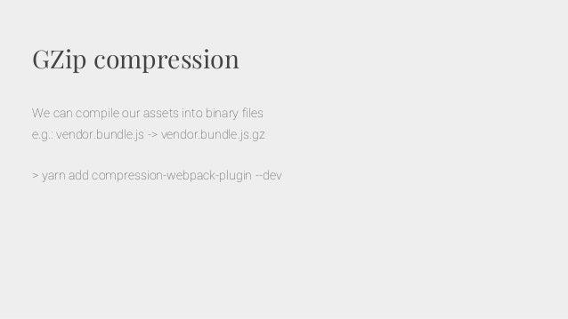 Front-end build tools - Webpack