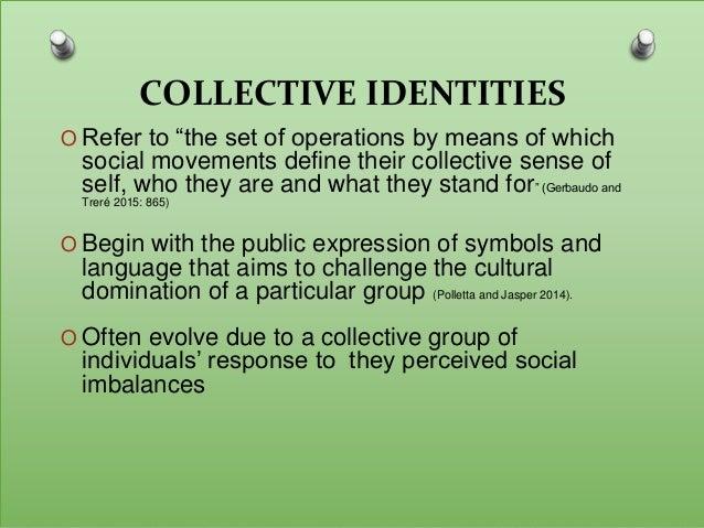 Blacklivesmatter The Evolution Of Collective Identity