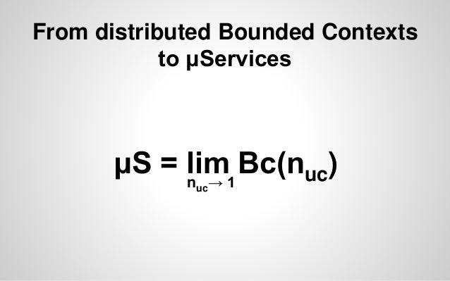 Brownfield Domain Driven Design