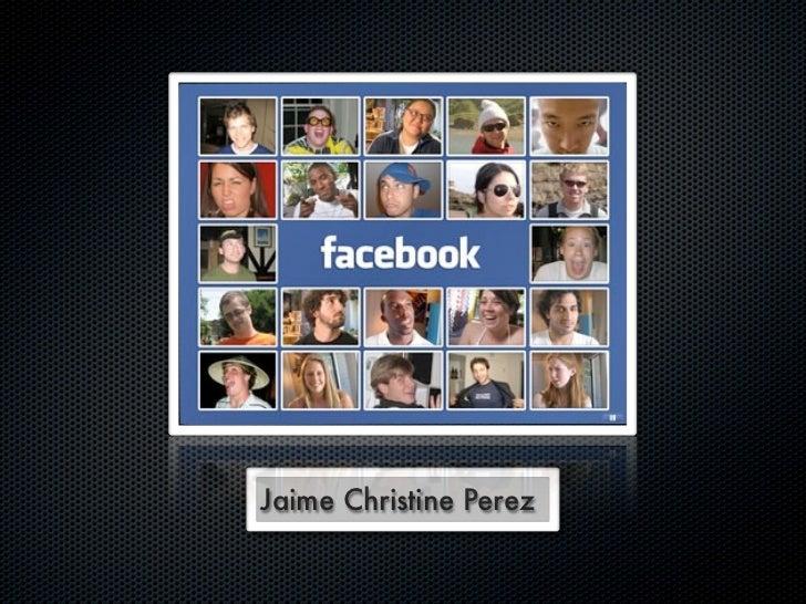 Jaime Christine Perez