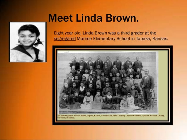 brown vs board of education essay outline Brown vs board education in 1954, the us supreme court decided the case of brown vs the board of education the supreme court ruled in favor of li.
