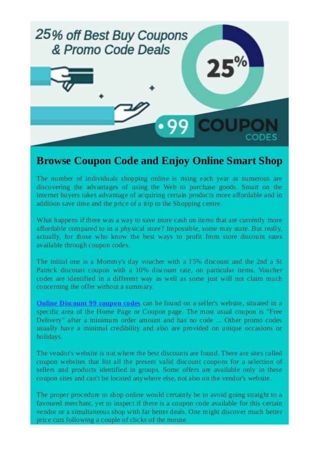 The Best Promotions With Discount Codes And Vouchers
