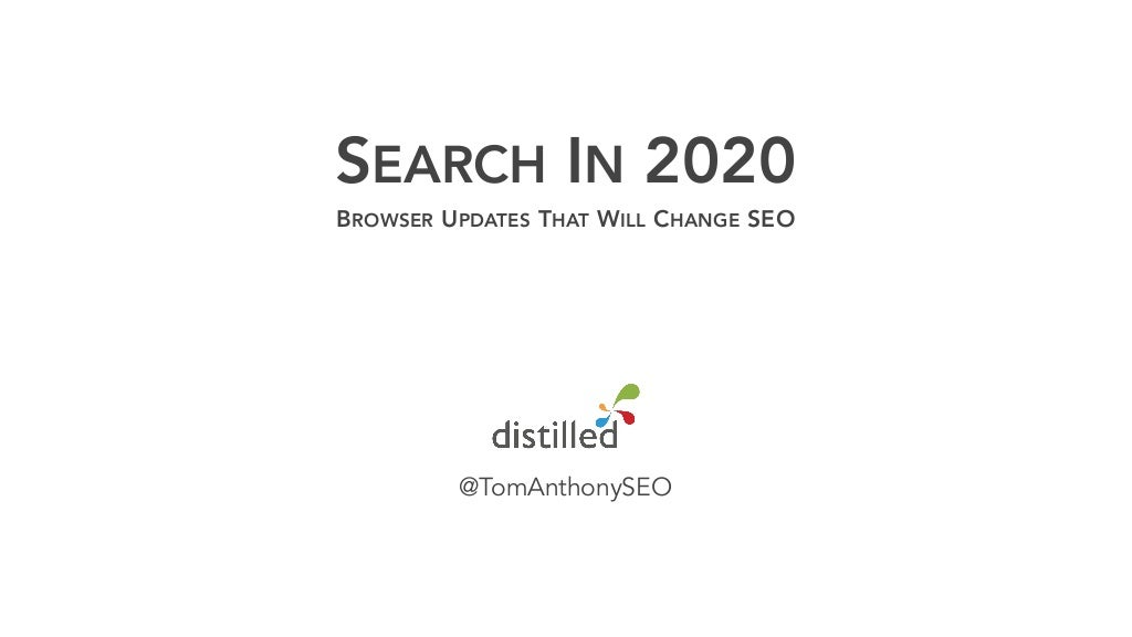 Browser Changes That Will Impact SEO From 2019-2020