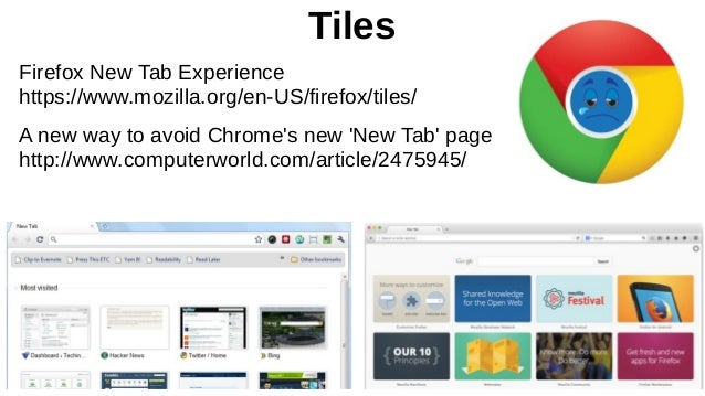 More Browser Basics, Tips & Tricks 2 Draft 17