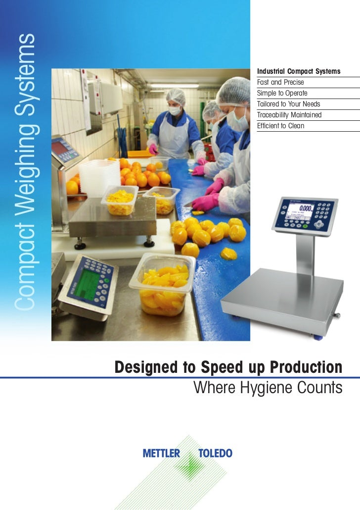 Compact Weighing Systems                                                                Industrial Compact Systems        ...