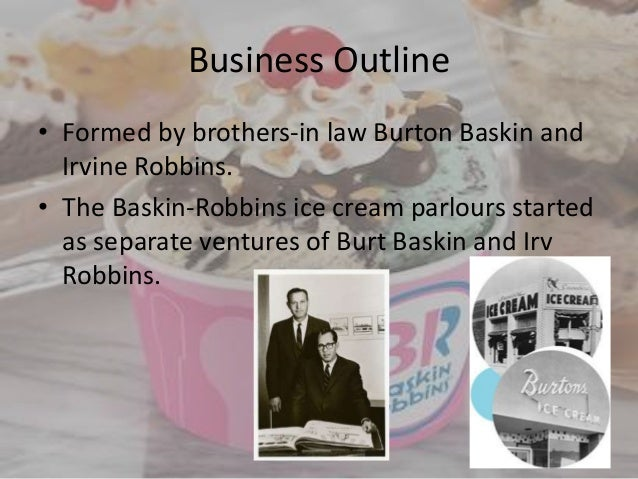 marketing mix plan for baskin robbins Here's how dunkin' brands plans to drive growth in addition to existing digital initiatives of social media marketing (baskin-robbins.