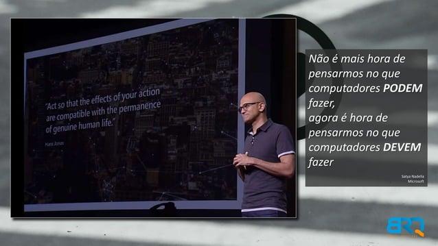 palestra: Como Construir um Futuro Mais Humano?