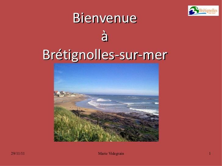 Bienvenue à Brétignolles-sur-mer