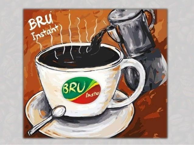 bru coffee company
