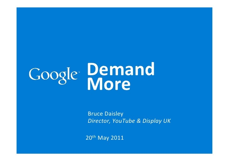 DemandMoreBruce