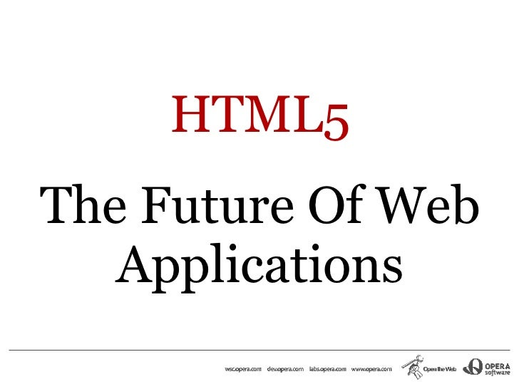 Evolution of HTML: monkey onleft becomes human in 4 stages