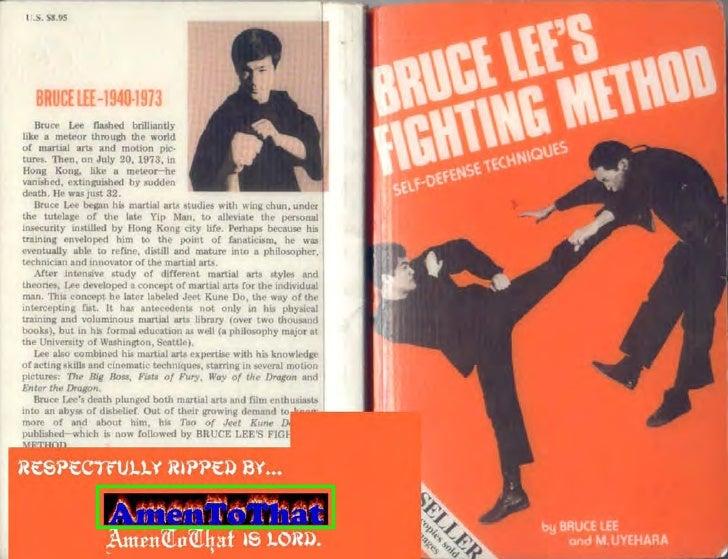 Bruce Lee Fighting Method Volume 1