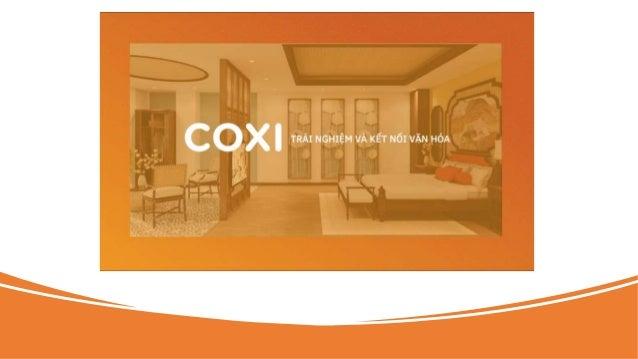 Hồ sơ công ty - Coxi Travel & Tourism