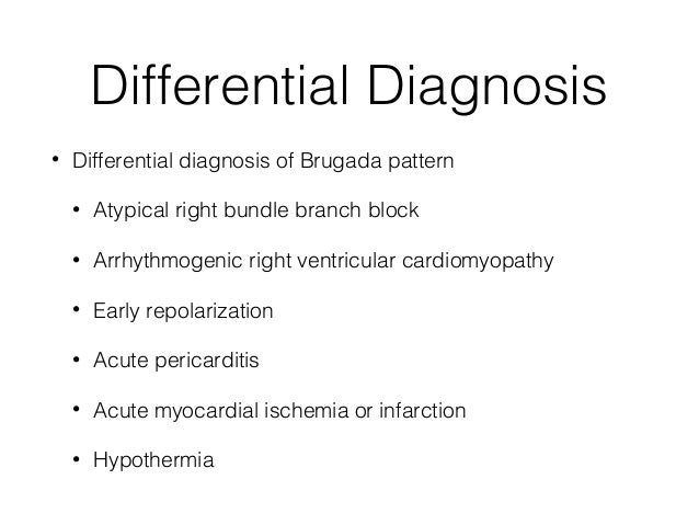 Brugada syndrome case study with Paula Beck Simmonds - YouTube