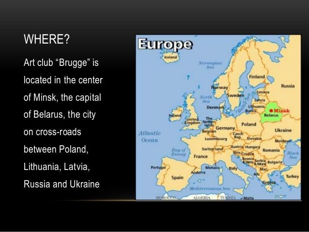 """Concert Venue """"Brugge"""" in Minsk, Belarus Slide 2"""