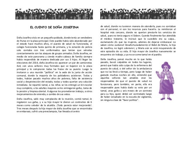 Brujula  Electoral Mujeres que Crean Slide 2