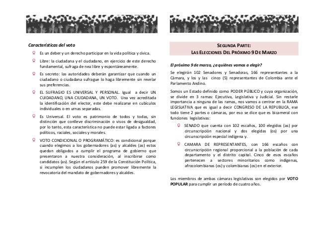 Brujula  Electoral Mujeres que Crean Slide 3