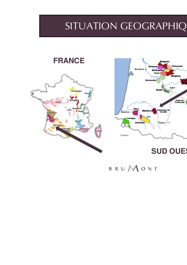 SITUATION GEOGRAPHIQUEFRANCE                SUD OUEST                            5