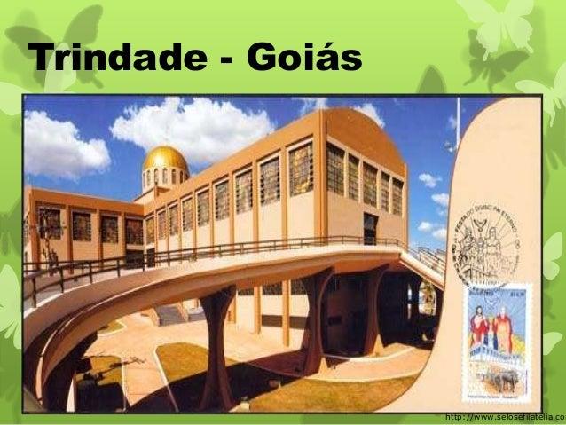 Trindade - Goiás  http://www.selosefilatelia.com