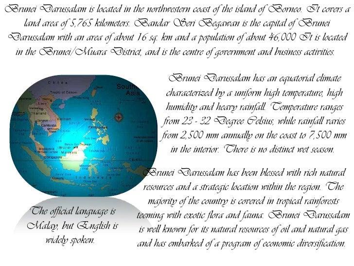 Brunei Darussalam~The Abode Of Peace