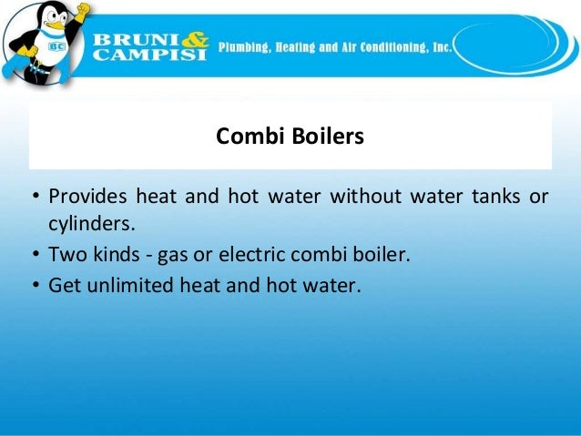 Slide: Boilers for Home Heating