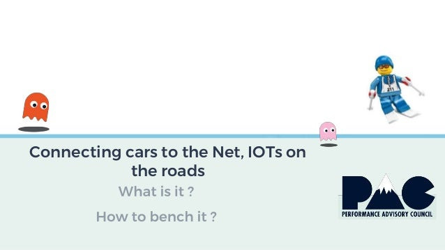 Connecting cars to the Net, IOTs on the roads
